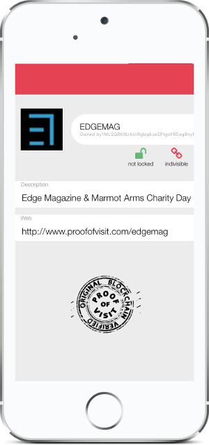 Edge Magazine & Marmot Arms Charity Day
